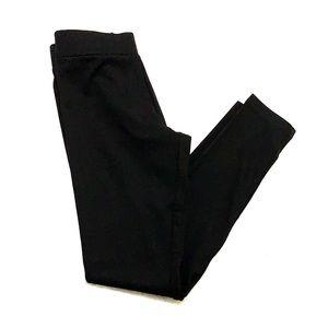 NWT Lou & Grey Black Leggings size S